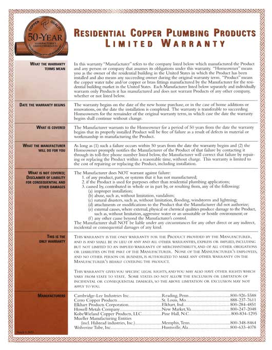 guarantee manwarranty
